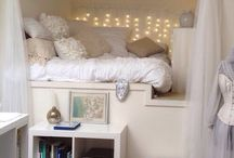 My Dream Bedroom / Awesome bedrooms ideas / by Bethany Posey