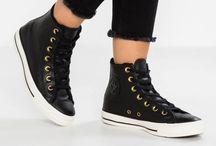 Zalando ♥ Converse / Converse pour femme – des chaussures indémodable par la marque américaine iconique.