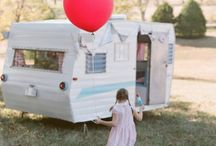Cute Trailers / My dream is to having a traveling shop, thecurbsideboutique in a restored caravan! <3