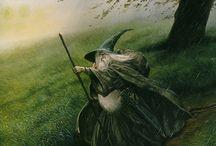 Tolkien / by Nur Hussein