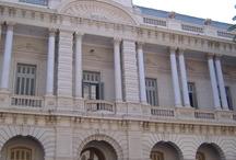 Edificio Facultad de Derecho, Universidad Nacional de Rosario - Rosario - Argentina