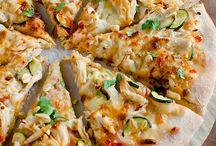 Recipes-Pizza / by Shelley Francescato