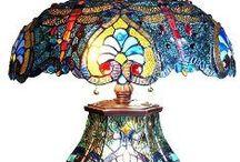 Lampi Tiffany - Tiffany lamps