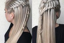 Khaleesi hairs