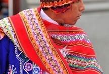 stoffen Peru / by Mandy Van Paemele