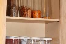 Pantry makeover! / by Shelly LeBlanc