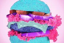 Unhealthy food pics