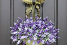 Flowers for your front door