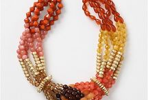 Anthropologie Necklaces.