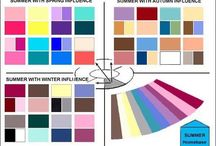 Z00_aaMy Family & Friends Colors / Color Palettes for my Family and Friends / by Mary McKay Eaton