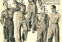 Mode e costumi / Moda e stile nelle varie epoche
