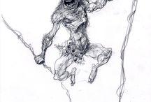 Poses Drawn