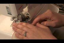 Textiles - Serger Techniques