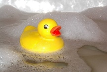 I see a duckie!