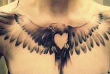 Body Art / Collection of personal preference in body tattoos.