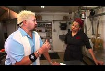 My Favorites from Diners Drive Ins & Dives / I'm not posting all the episodes but the ones I liked the most, regardless of reason (hint: most are either very funny or unusual).