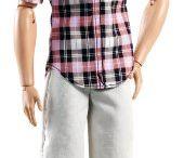 Эдан (Ken Fashionistas Mattel.2010)