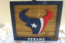 NFL  / Football- Broncos and Texans / by Beth Fortner