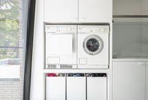 Opbevaring vask garage