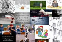 Mobbing- Bullying Moodboard