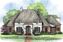 New home construction Ideas / French Country Exterior