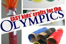 Crafts with kids / Craft ideas for you and your children to do together.