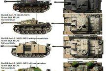 Niemieckie czołgi z II Wojny Światowej