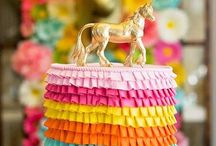Unicorn Cake Topper / cake toppers :)