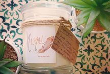 Hemel Soy Wax Candles / 100% Soy Wax Candles