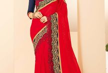 2615 Platinum Indian women Party wear Sarees