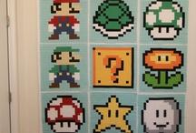 Mario quilts