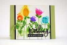 SSS Artsy Flower PArts