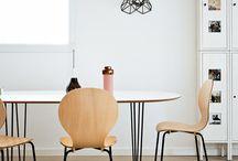 Tables hautes & Tables à manger / De belles idées à réaliser avec nos hairpin legs Ripaton !