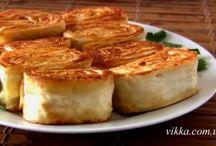Блюда из армянского лаваша