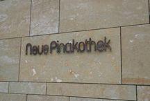 Neue Pinakothek München Bayern