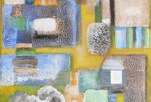 Abstract Art / A series of Abstract paintings and fine art prints