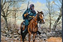 Cavalry / by S. D. Fox