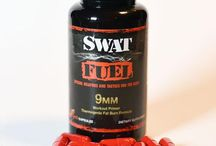 Swat Fuel Store Energy Supplements / SWAT Fuel, Inc. is a nutrition company producing professional grade consumer supplements. The SWAT Fuel line is designed to optimize human performance. While originally formulated for military and law enforcement elite special operations groups, it is now available to the general public. It was rapidly adopted by bodybuilders, swimmers, runners, crossfit enthusiasts and triathletes.