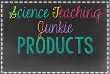 Science Teaching Junkie Products / Products created by Science Teaching Junkie - addicted to teaching with a preference for middle school science