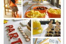Kid Party Ideas / by Amber ..