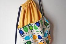 mochila de niños