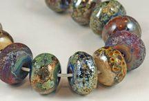 Jewelry - Beads - Glass - Handmade