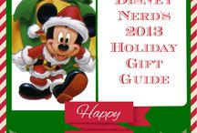 Disney 2013 Holiday Gift Guide / Disney Nerds 2013 Holiday Gift Guide