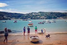 Beautiful beaches / There are some incredible beaches in the world - here are the best of the best from Devon in the UK and further afield in Europe.