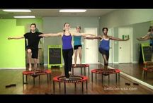 Trampoline Exercise Videos / by bellicon USA