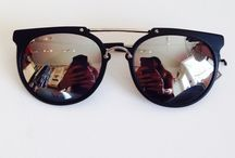 •Sunglasses•Glasses•