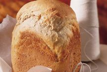 Bread Machine breads / by Elaine Bisbee