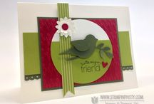 Stampin Up - Bird Punch