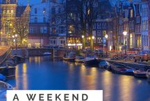 Amsterdam - Top things to do / Top recommended things to do, see and experience in Amsterdam
