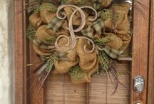Wreaths / by Jenna Morris